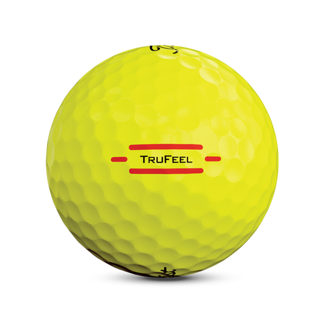 TruFeel Sidestamp Yellow