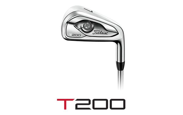T200 Irons by Titleist