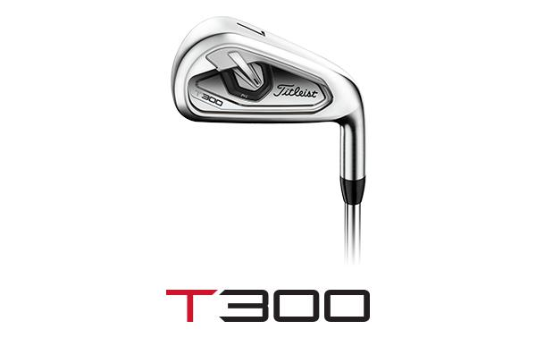 Titleist T300 Golf Irons