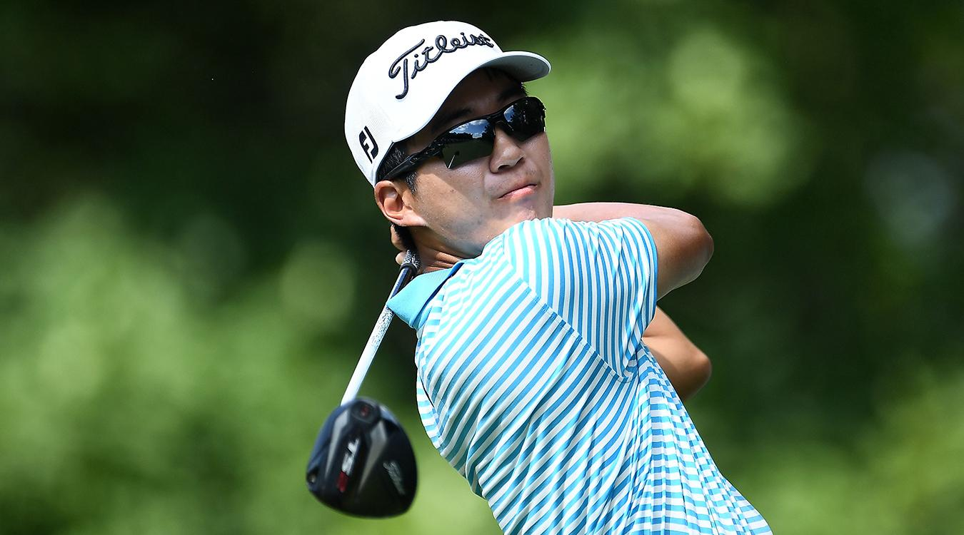 Michael Kim, Titleist Golf Ambassador