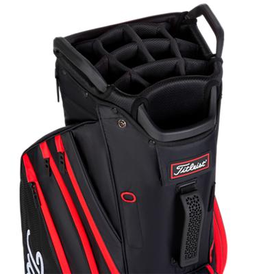 Cart 14 Lightweight Golf Bag Top Cuff