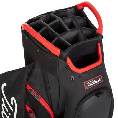 Cart 15 Golf Bag Top Cuff