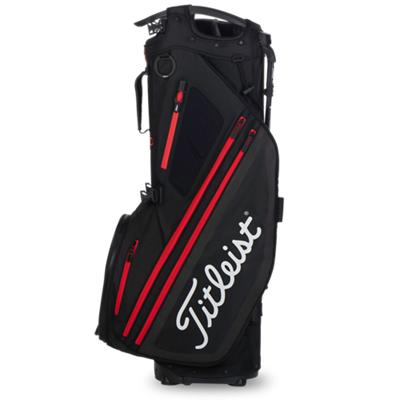 Hybrid 14 Golf Bag Side