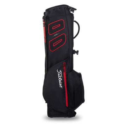 Players 4 Carbon Golf Bag Side Saddle Pocket