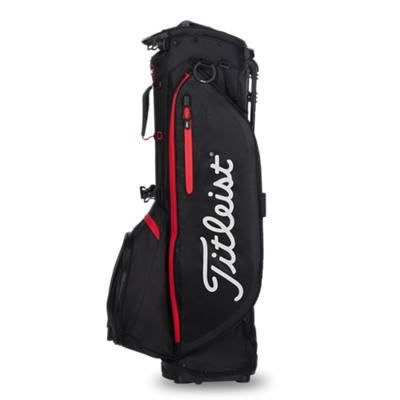 Players 4 Plus Golf Bag Ball/Spine Pocket