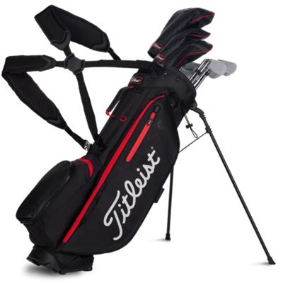 Players 4 Plus Golf Bag Hero