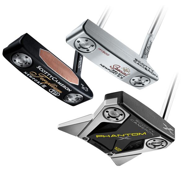 Titleist Putter Family