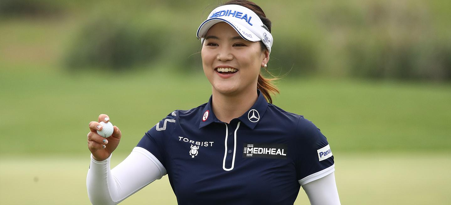 So Yeon Ryu, Titleist Golf Ambassador