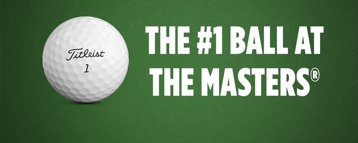#1 Ball at The Masters