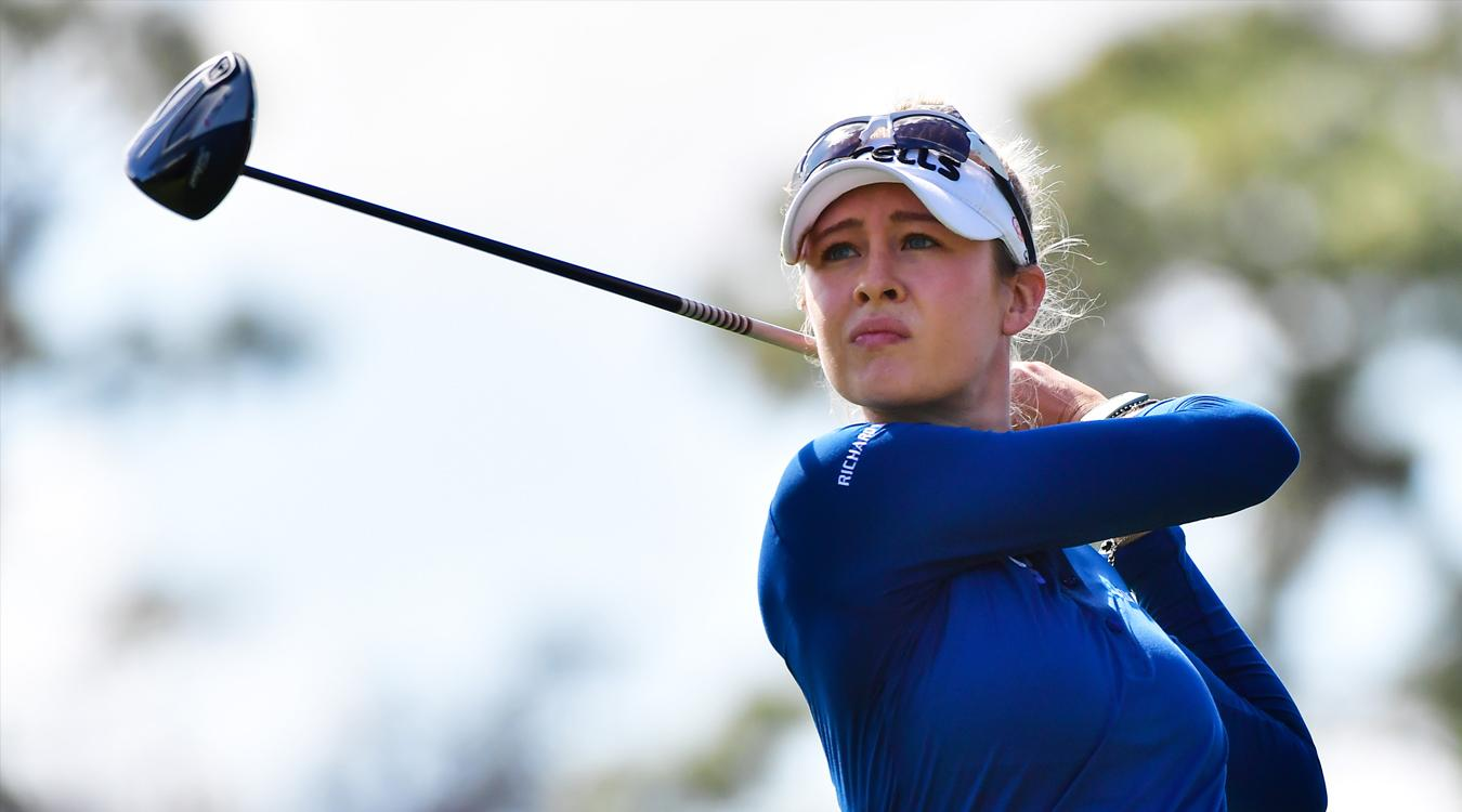 Nelly Korda, Titleist Golf Ambassador