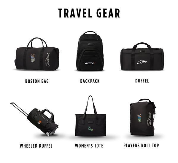 Custom Travel Gear Options