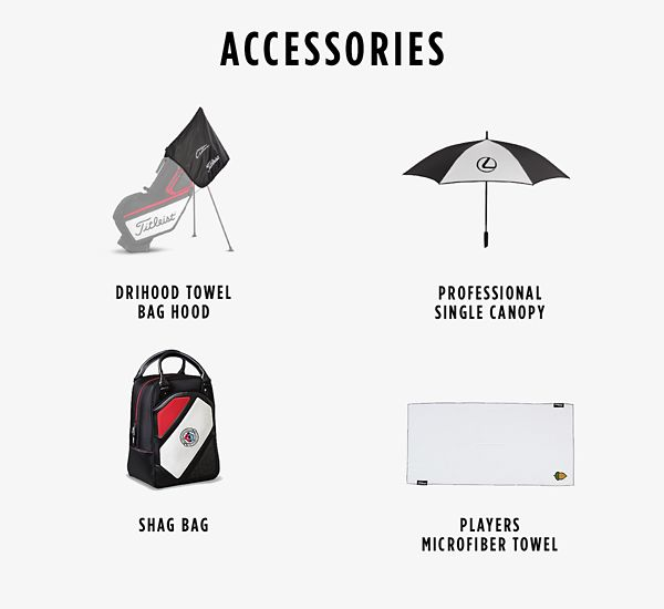 Custom Accessories Gear Options