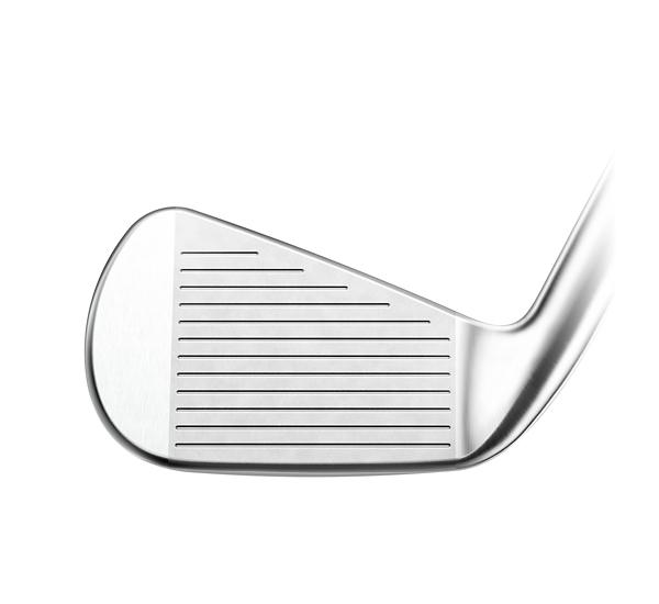 Club face of 620 CB Iron