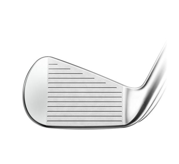 Club face of 620 MB Iron