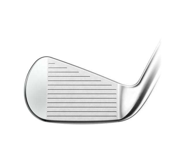 T100 Irons by Titleist Face Image