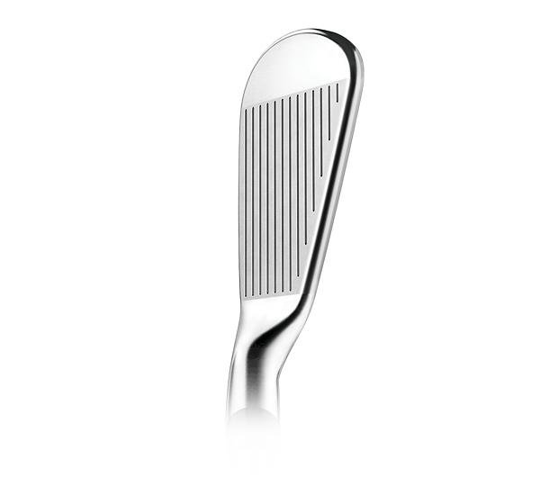 T100s Irons by Titleist Playing Image