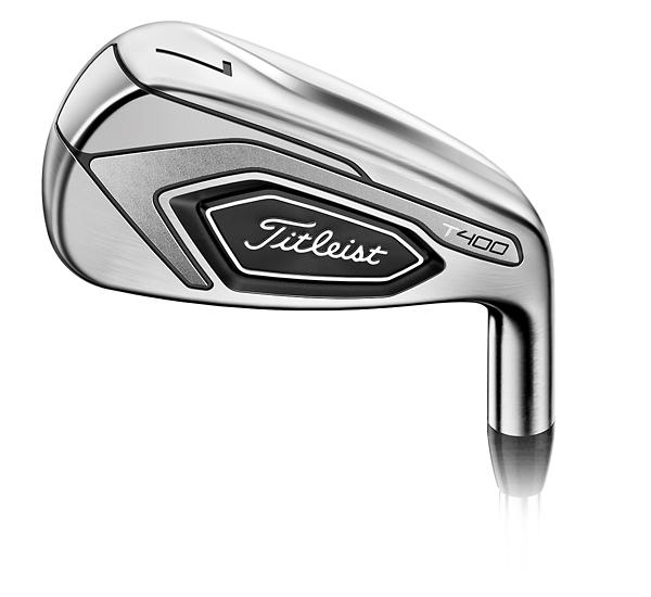 T400 Irons by Titleist Badge Image