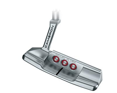 Scotty Cameron Special Select Squareback 2 Putter Back Image