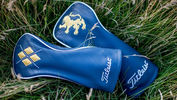 Scotland Inspired Headcover Sets