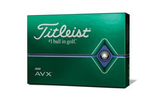 Titleist AVX with Liverpool FC Logo