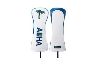 Aloha Leather Headcover