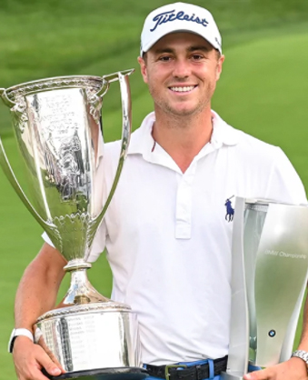 Justin Thomas' Favorite Shots from his 10th PGA Tour Victory