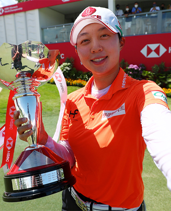 Hyo Joo Kim Wins HSBC Women's World Championship