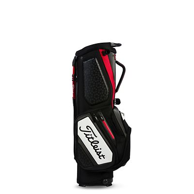 Titleist Staff Stand Golf Bag Side Saddle