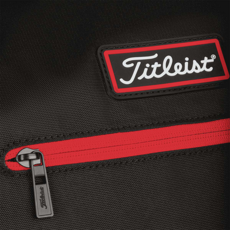 Exterior Zippered Valuables Pocket