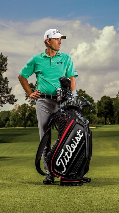 Staff Bag Charles Howell III