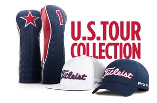 Titleist US Open Headcovers and 2 Hats