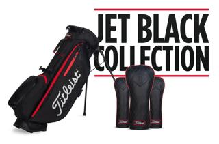 Titleist Jet Black Collection