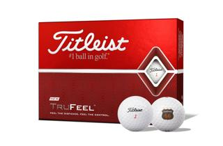 Titleist TRUFEEL Dundee United FC  Golf Balls