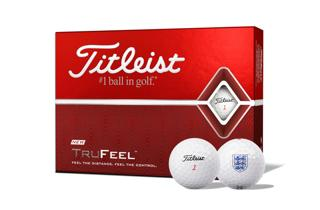 Titleist TruFeel Scotland  Golf Balls