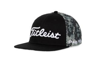 Titleist Forest Digital Camo Tour Flat Bill Mesh Hat