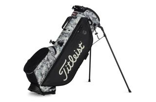 Players 4 Plus Forest Digital Camo Stand Bag