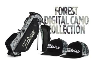 Titleist Forest Camo Collection