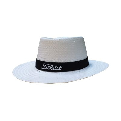 Titleist Straw hat