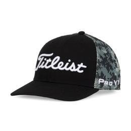 Titleist Forest Camo Snapback Mesh