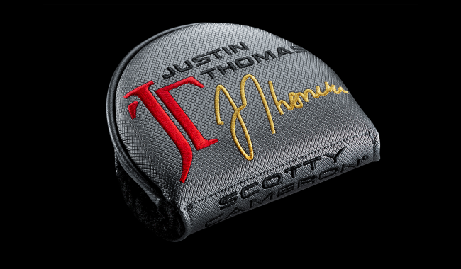 JT Inspired Scotty Cameron Headcover