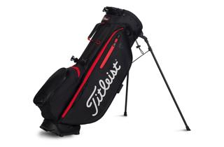 Titleist Players 4 Plus Golf Bag Jet Black
