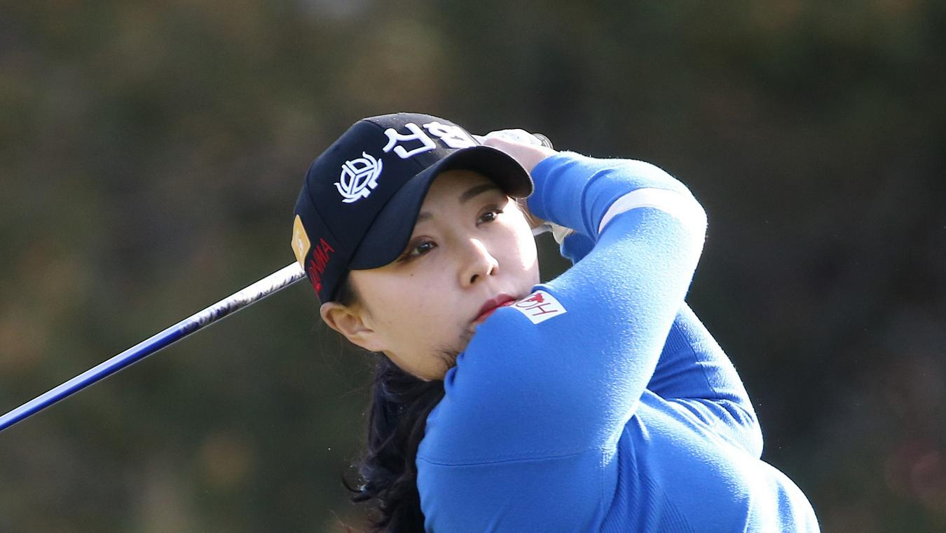 Hyo-Rin Lee, Titleist Golfer