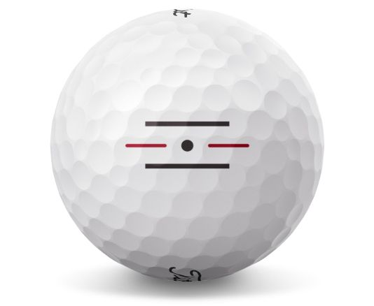 Shop Alignment Aid Logo Golf Balls