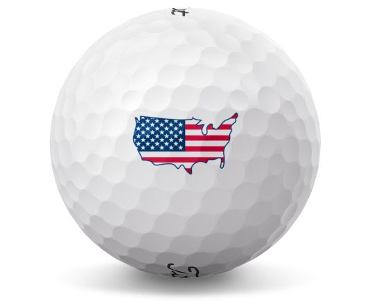 Shop Limited Edition 4th of July Pro V1 Golf Balls