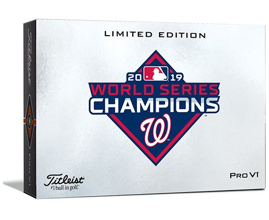 Washington Nationals Pro V1