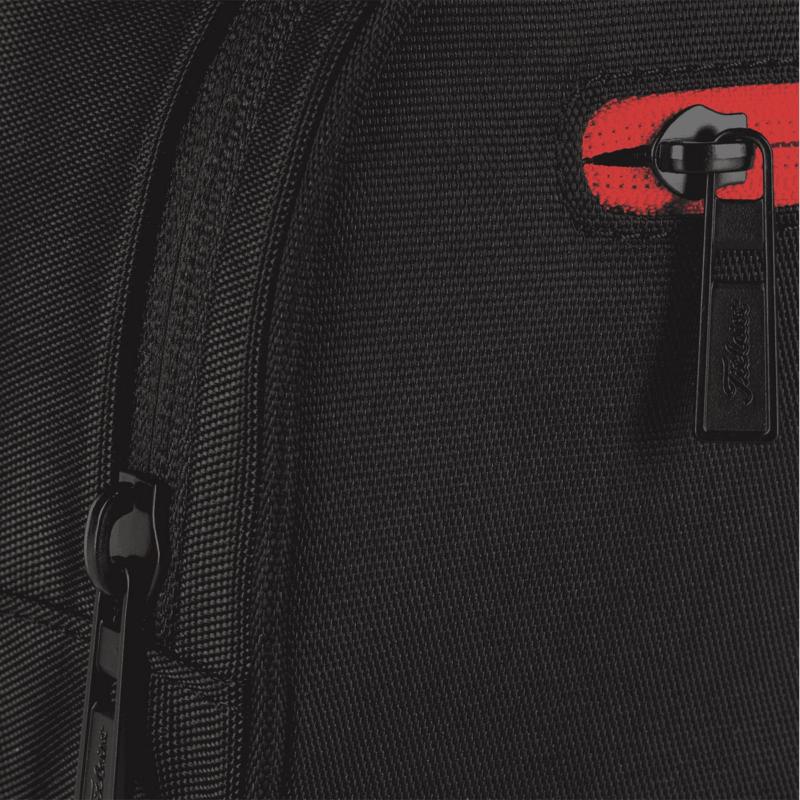 Waterproof Zippered Exterior Pocket