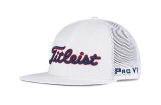 9d78d41a US Open Titleist Tour Flat Bill Mesh Hat in White