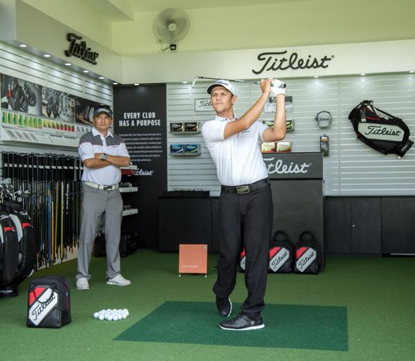 Titleist Fitting Centre