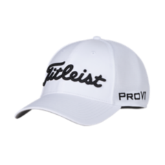 Titleist Tour Sports Mesh Fitted Headwea Golf Club