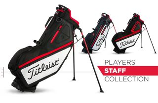 Players Staff Color Golf Bags